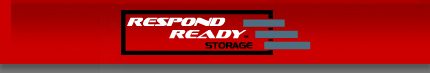 Respond Ready Storage Units for Fire and Rescue Vehicles